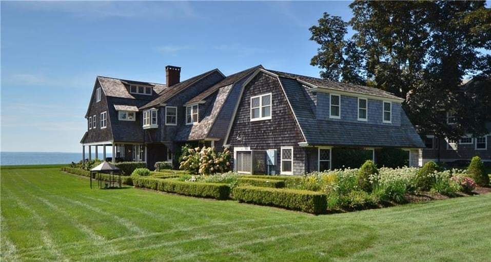 1905 Historic House For Sale In Old Saybrook Connecticut — Captivating Houses