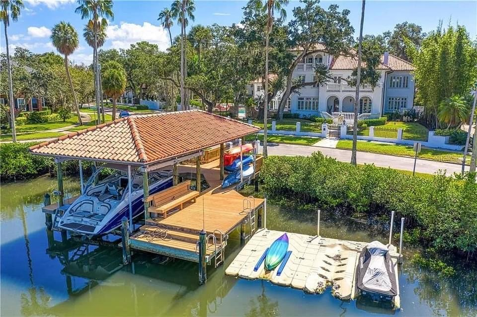 1925 Mansion For Sale In Tampa Florida