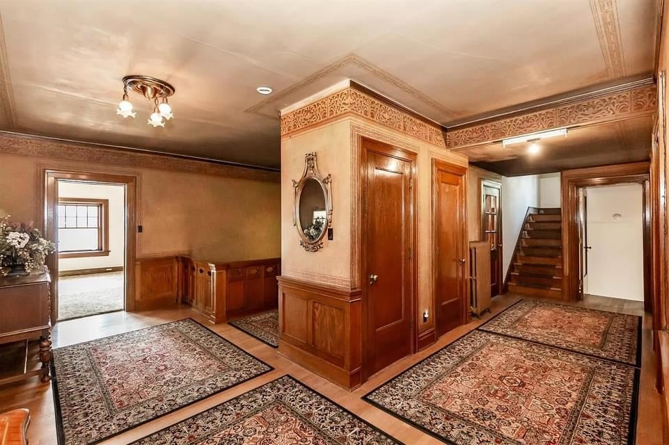 1909 Stonehaven Mansion For Sale In Concordia Kansas