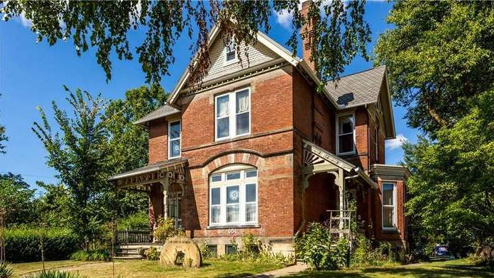 1885 Victorian For Sale In Elyria Ohio — Captivating Houses